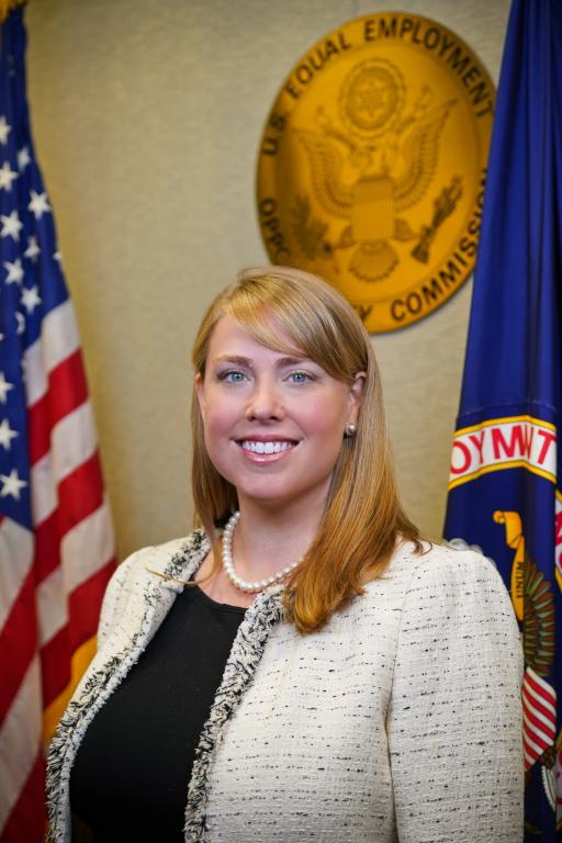 Photo of Commissioner Lucas