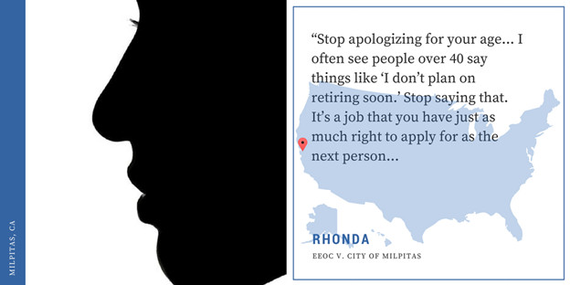 Rhonda, EEOC v. City of Milpitas