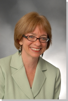 Portrait of Commissioner Feldblum