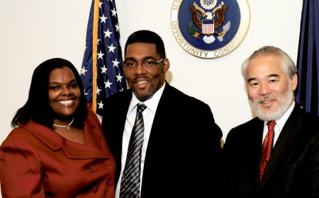 Chair Jacqueline Berrien's Swearing-In