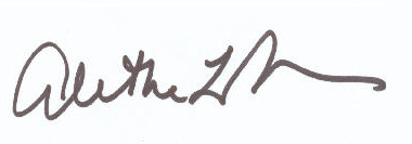 Signature of Aletha L. Brown