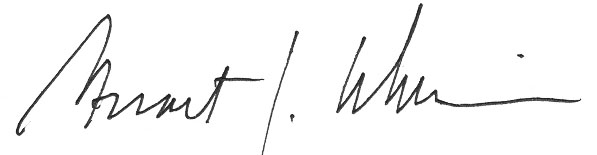 Signature of Stuart J. Ishimaru