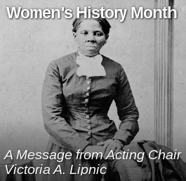 A Message from Acting Chair Victoria A. Lipnic: Women's History Month 2018