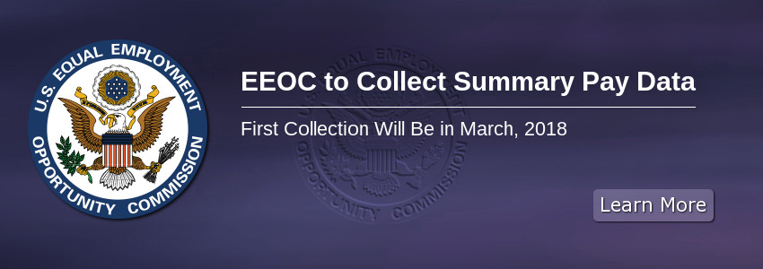EEOC to Collect Summary Pay Data